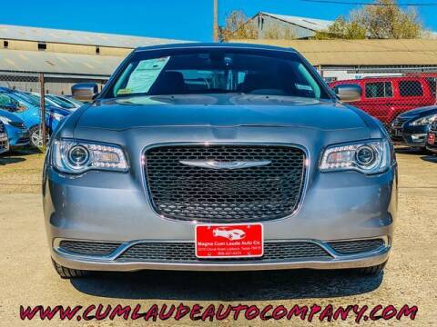 2015 Chrysler 300 for sale at MAGNA CUM LAUDE AUTO COMPANY in Lubbock TX
