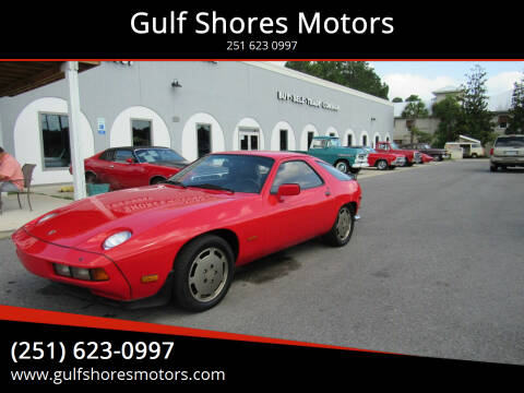 1979 Porsche 928 for sale at Gulf Shores Motors in Gulf Shores AL