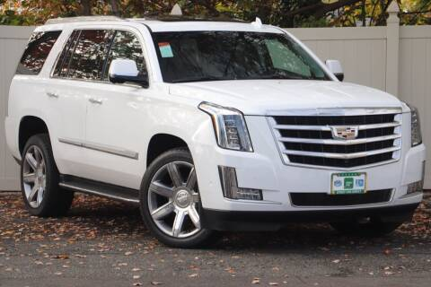 2017 Cadillac Escalade for sale at Jersey Car Direct in Colonia NJ