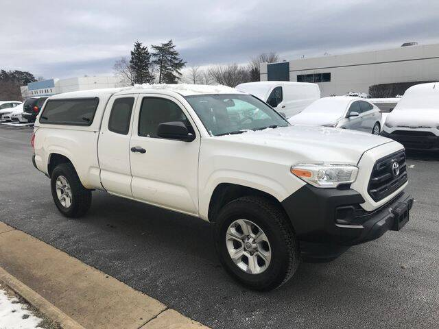 2017 Toyota Tacoma for sale at SEIZED LUXURY VEHICLES LLC in Sterling VA