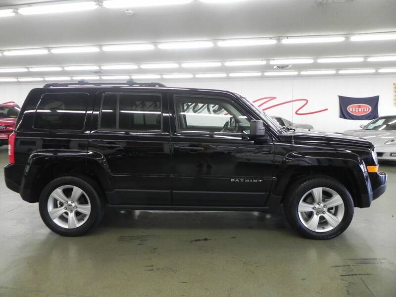 2014 Jeep Patriot for sale at 121 Motorsports in Mount Zion IL