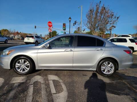 2012 Honda Accord for sale at Coast Auto Sales in Buellton CA