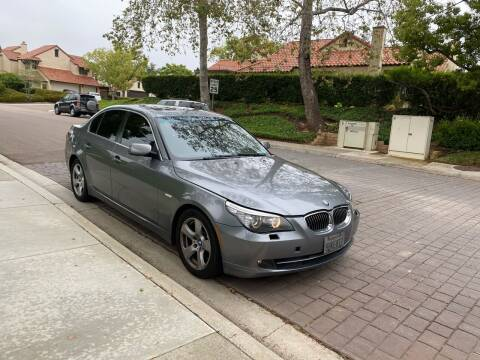 2008 BMW 5 Series for sale at Paykan Auto Sales Inc in San Diego CA