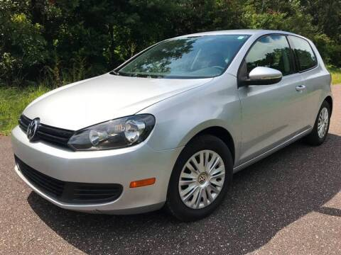2013 Volkswagen Golf for sale at Next Autogas Auto Sales in Jacksonville FL