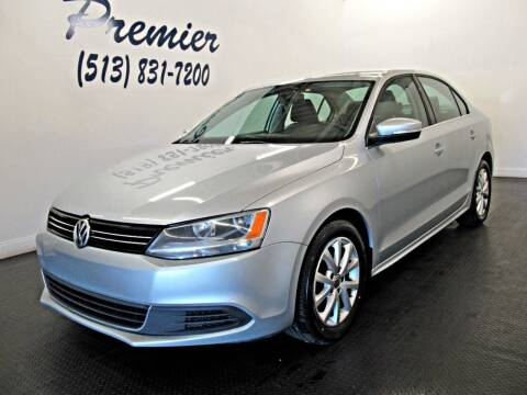 2013 Volkswagen Jetta for sale at Premier Automotive Group in Milford OH