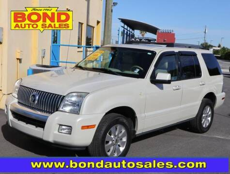 2006 Mercury Mountaineer for sale at Bond Auto Sales in St Petersburg FL
