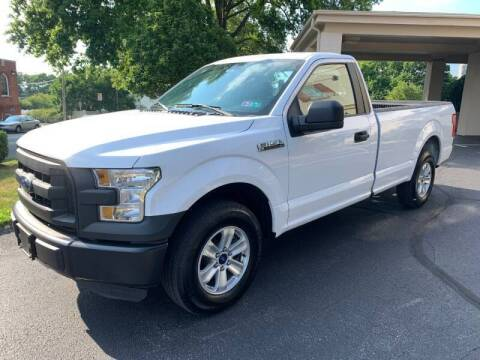 2016 Ford F-150 for sale at On The Circuit Cars & Trucks in York PA