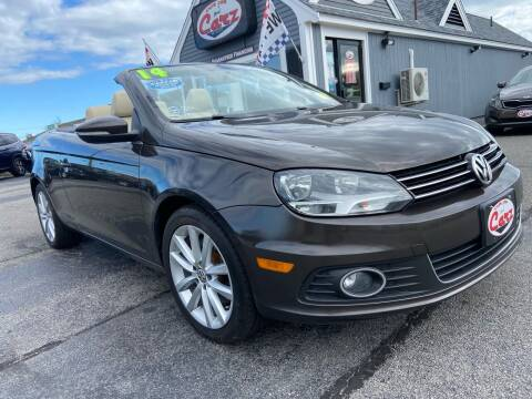 2014 Volkswagen Eos for sale at Cape Cod Carz in Hyannis MA