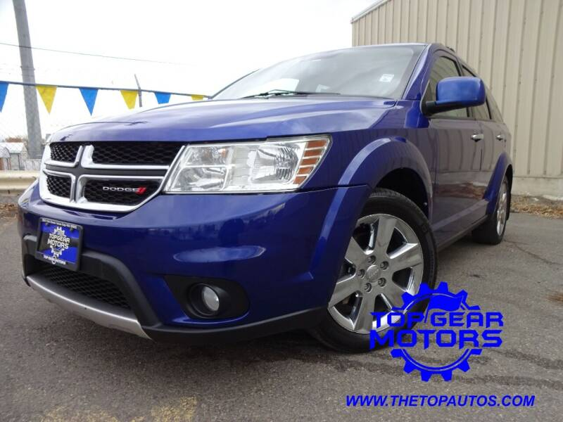 2012 Dodge Journey for sale at Top Gear Motors in Union Gap WA