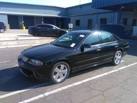 2006 Lincoln LS for sale at A.I. Monroe Auto Sales in Bountiful UT