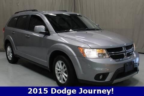 2015 Dodge Journey for sale at Vorderman Imports in Fort Wayne IN