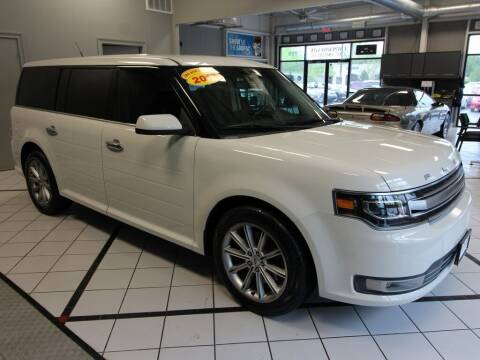2013 Ford Flex for sale at Crossroads Car & Truck in Milford OH