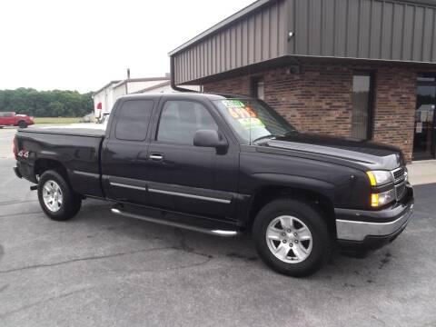 2007 Chevrolet Silverado 1500 for sale at Dietsch Sales & Svc Inc in Edgerton OH