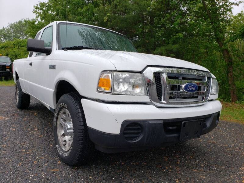2010 Ford Ranger for sale at Jacob's Auto Sales Inc in West Bridgewater MA