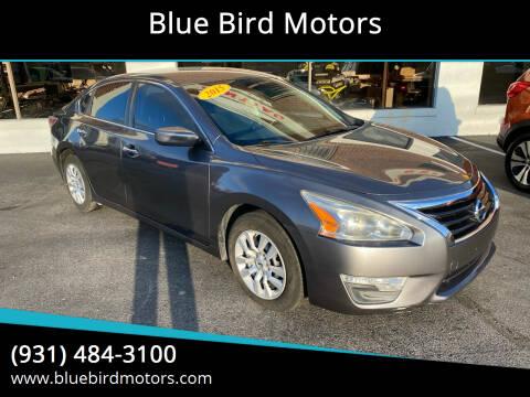 2015 Nissan Altima for sale at Blue Bird Motors in Crossville TN