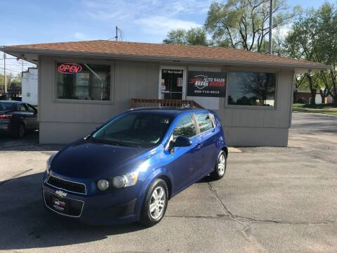 2013 Chevrolet Sonic for sale at Big Red Auto Sales in Papillion NE