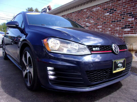 2015 Volkswagen Golf GTI for sale at Certified Motorcars LLC in Franklin NH