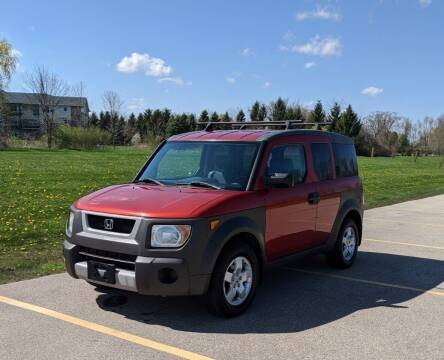 2003 Honda Element for sale at Budget City Auto Sales LLC in Racine WI