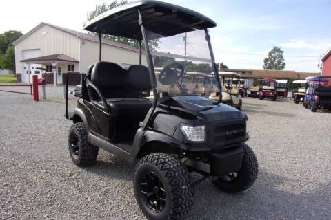 2017 Club Car Precedent ALPHA Gas EFI for sale at Area 31 Golf Carts - Gas 4 Passenger in Acme PA