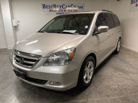 2006 Honda Odyssey for sale at Best Buy Car Co in Independence MO