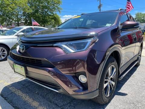 2017 Toyota RAV4 for sale at AUTORAMA SALES INC. - Farmingdale in Farmingdale NY