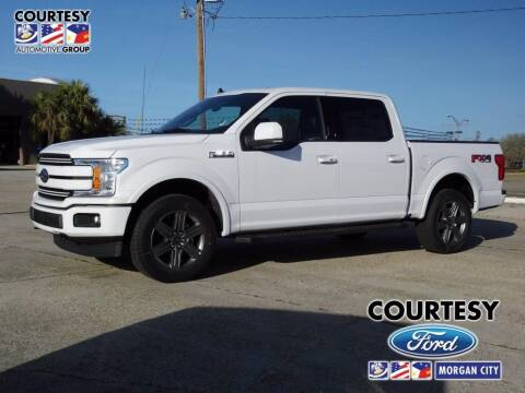 2020 Ford F-150 for sale at Courtesy Toyota & Ford in Morgan City LA