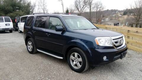 2009 Honda Pilot for sale at NEO Car Sales in Dundee OH