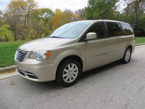 2015 Chrysler Town and Country for sale at EZ Motorcars in West Allis WI