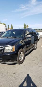 2007 Chevrolet Tahoe for sale at CABO MOTORS in Chula Vista CA