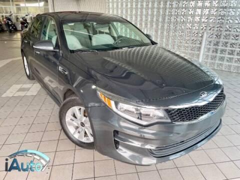 2016 Kia Optima for sale at iAuto in Cincinnati OH