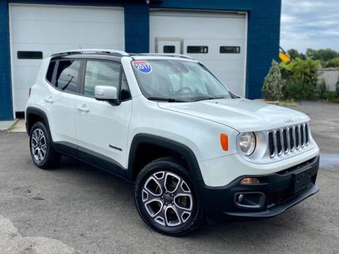 2017 Jeep Renegade for sale at Saugus Auto Mall in Saugus MA