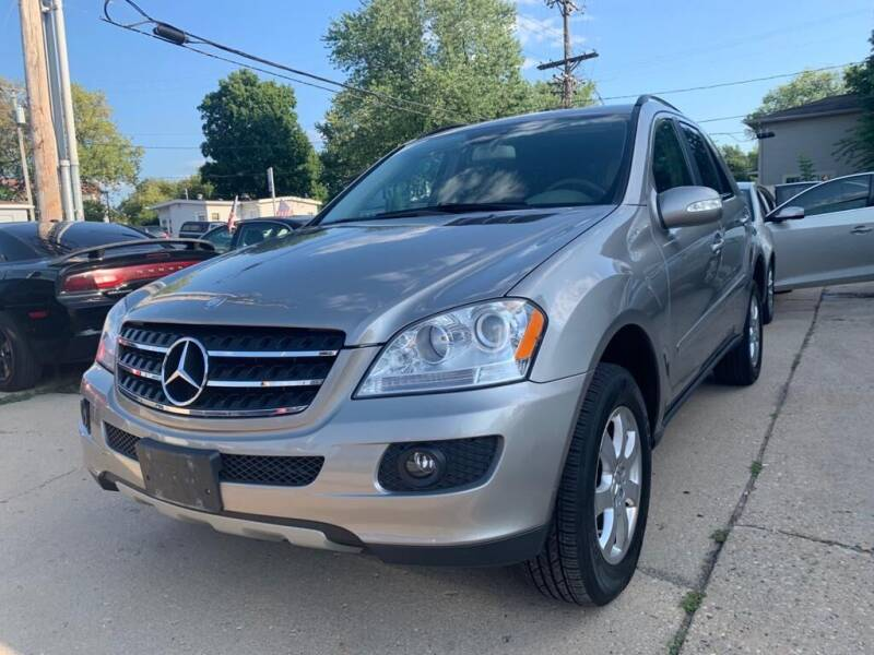 2007 Mercedes-Benz M-Class for sale at LOT 51 AUTO SALES in Madison WI
