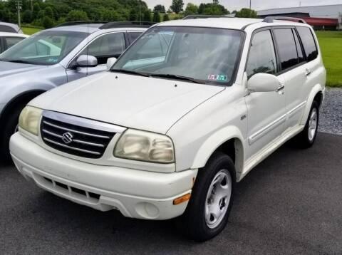 2003 Suzuki XL7 for sale at Lancaster Auto Detail & Auto Sales in Lancaster PA