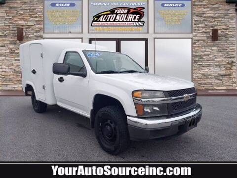 2008 Chevrolet Colorado for sale at Your Auto Source in York PA