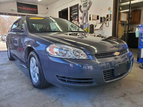 2009 Chevrolet Impala for sale at Oxford Auto Sales in North Oxford MA
