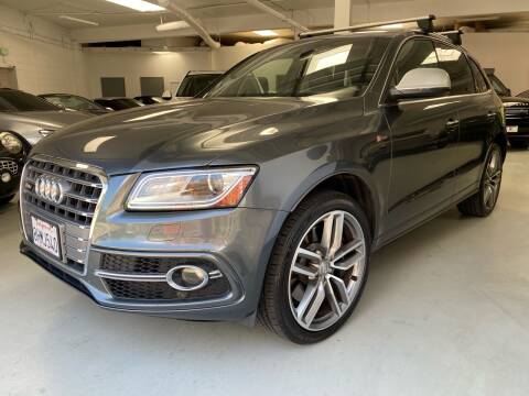 2015 Audi SQ5 for sale at Mag Motor Company in Walnut Creek CA