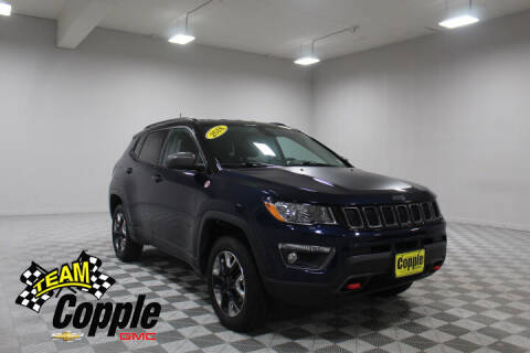 2018 Jeep Compass for sale at Copple Chevrolet GMC Inc in Louisville NE