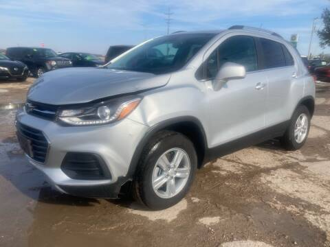 2020 Chevrolet Trax for sale at SUNSET CURVE AUTO PARTS INC in Weyauwega WI