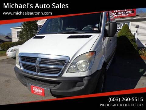 2008 Dodge Sprinter Cargo for sale at Michael's Auto Sales in Derry NH