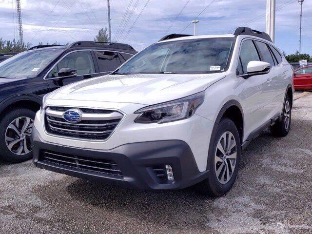2021 Subaru Outback for sale in Miami, FL
