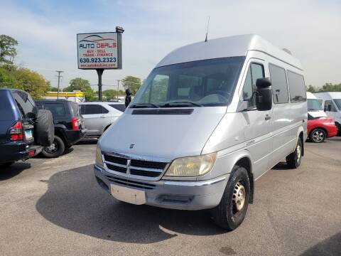 2004 Dodge Sprinter Passenger for sale at Auto Deals in Roselle IL