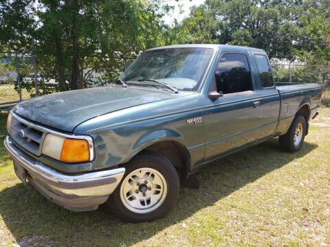 1997 Ford Ranger for sale at Capital City Imports in Tallahassee FL