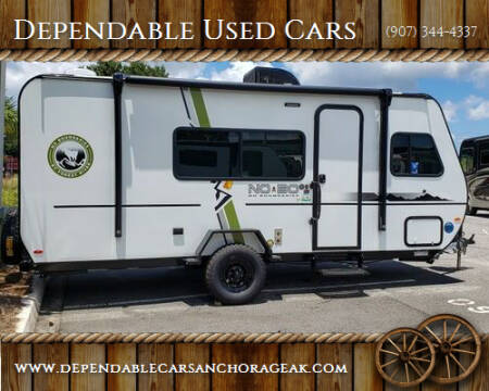 2021 Forest River No Boundaries 16.6 for sale at Dependable Used Cars in Anchorage AK