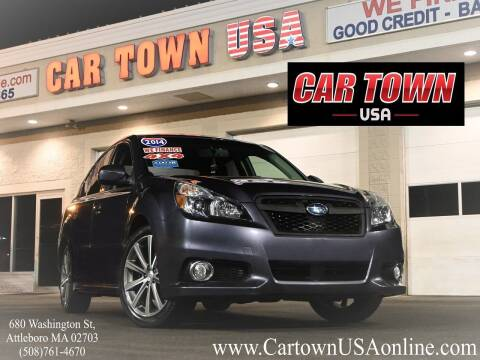 2014 Subaru Legacy for sale at Car Town USA in Attleboro MA