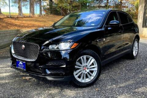 2019 Jaguar F-PACE for sale at TRUST AUTO in Sykesville MD