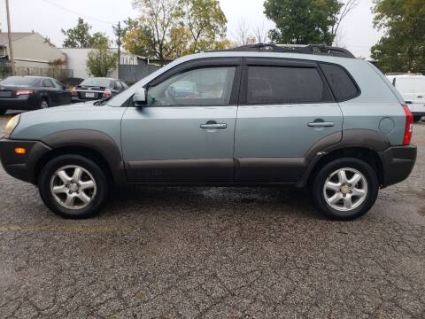 2005 Hyundai Tucson for sale at Flex Auto Sales in Cleveland OH
