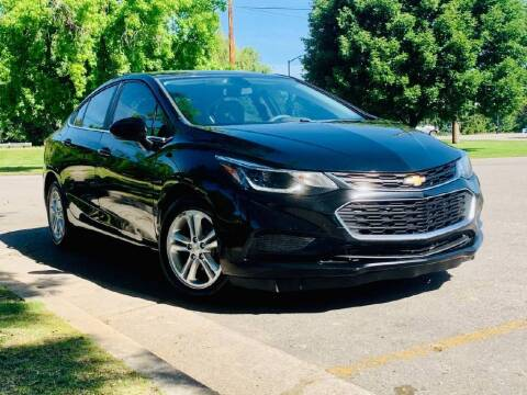 2017 Chevrolet Cruze for sale at Boise Auto Group in Boise ID