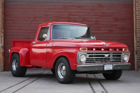 1966 Ford F-100 for sale at Sierra Classics & Imports in Reno NV