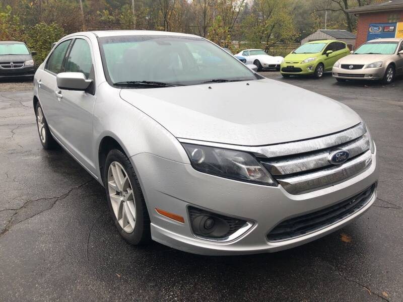 2011 Ford Fusion for sale at Doctor Auto in Cecil PA