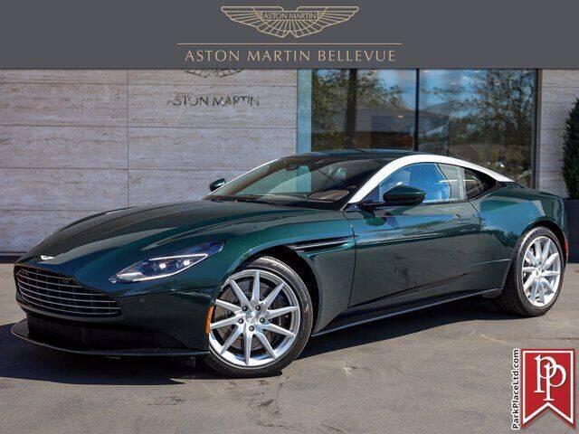 2021 Aston Martin DB11 for sale in Bellevue, WA